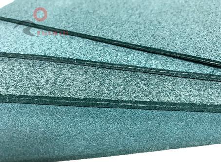 Why Cut Leather Chooses Green Conveyor Felt Belt