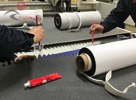 How Conveyor Novbelt Is Used In Digital Cutter Machine