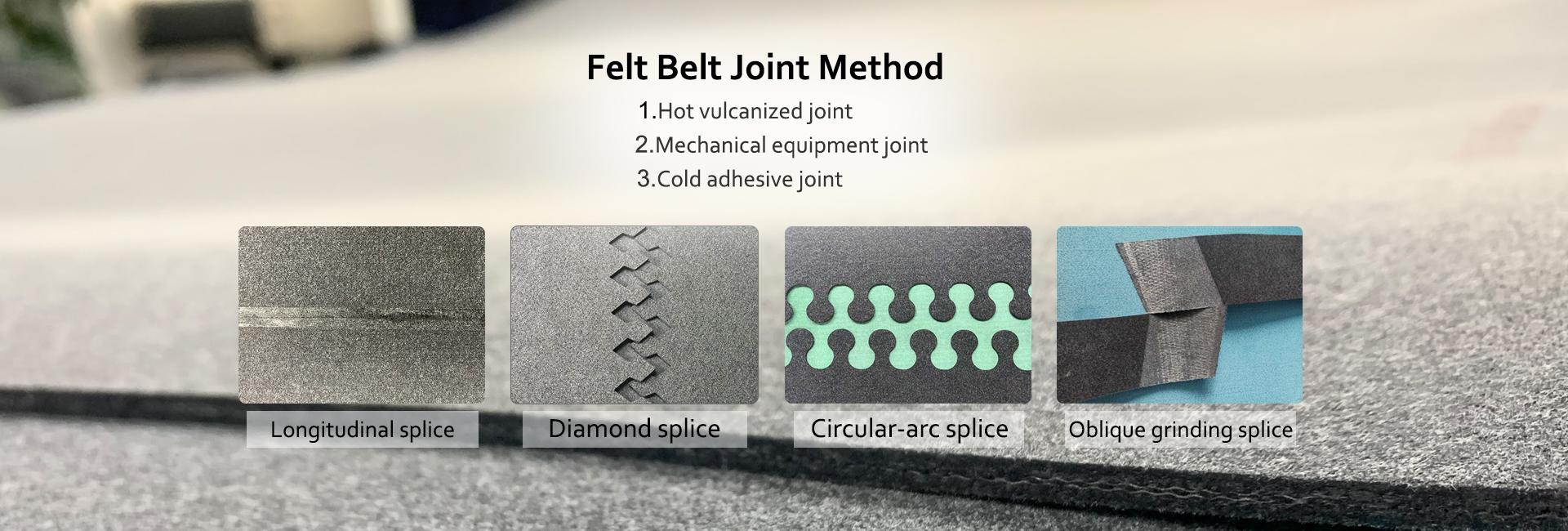 Novobelt joint method