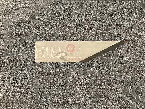 Sharp Knife Blades 26w Degree