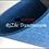 Thumbnail: Single-side Blue Felt Belt Thickness 4.0mm