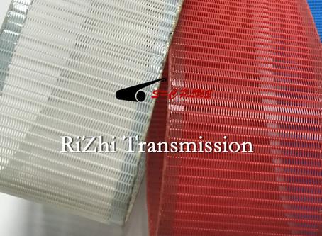 Polyester mesh belt for  printing