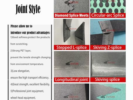 Felt Belt Joint Style