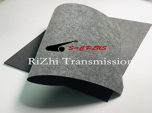Double-side Grey Felt Belt Thickness 2.5mm