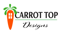 Carrot Top Designs Logo