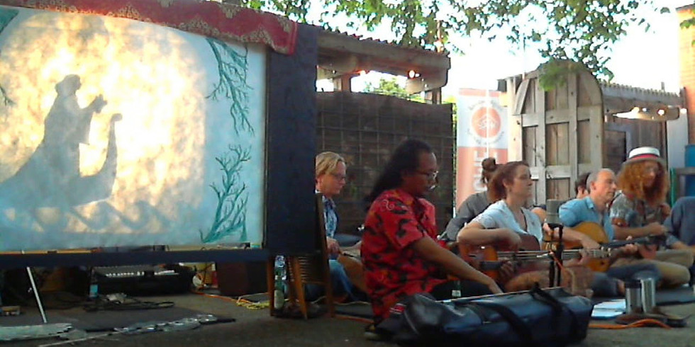 RUMPUT! A Night of Music and Shadow Theatre