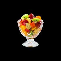 Leve e refrescante, é uma opção gostosa e saudável  Acrescente: uma bola de sorvete +7 chantilly +5