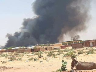 UN says death toll now 56 from clashes in Sudan's Darfur