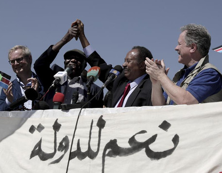 Sudan and main rebel group kick off peace talks in Juba