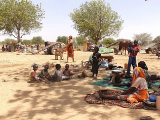 Refugees fleeing Darfur violence face 'disastrous' conditions: UN