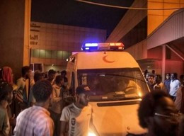 Group: Sudan forces disperse protest in Khartoum; 2 killed