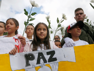 27,000 displaced in Colombia violence this year
