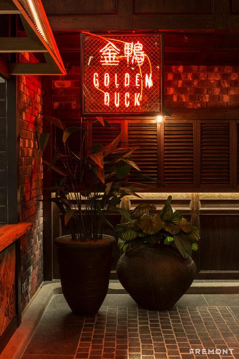 Peking Square_golden duck sign.jpg