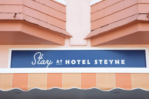 Steyne Hotel - Stay entry sign.jpg