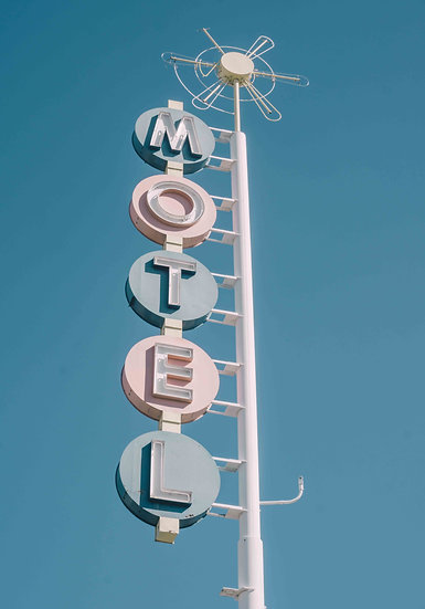 Ian Dooley - Motel