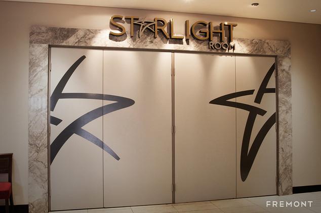 wenty-starlightdoors 3d fabricated sign.