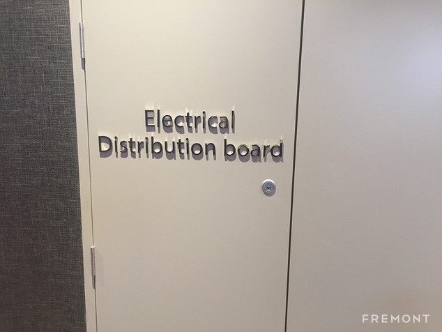 Electrical Distribution board compliance
