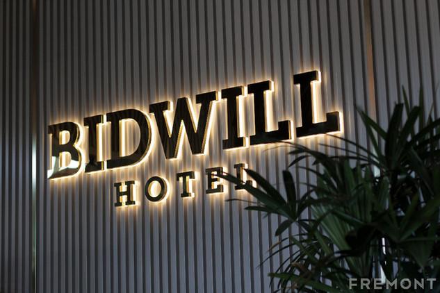 Bidwill Hotel Illuminated venue sign_WEB
