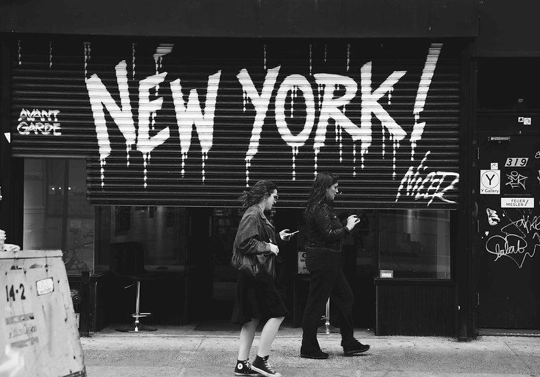 Ian Dooley - New York