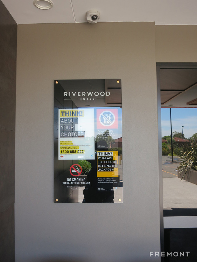 Riverwood hotel entry compliance OLGR.jp