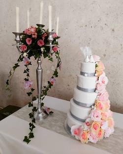 cake design mariage
