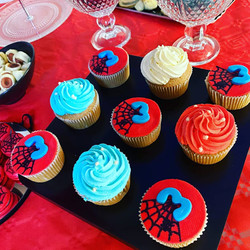 anniversaire spiderman 3
