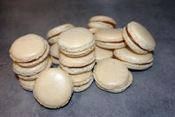 Macarons caramels beurre salé