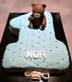 cake design nounours