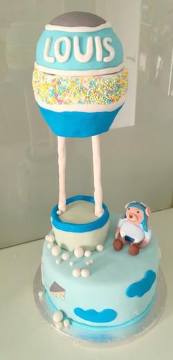 cake design baptême