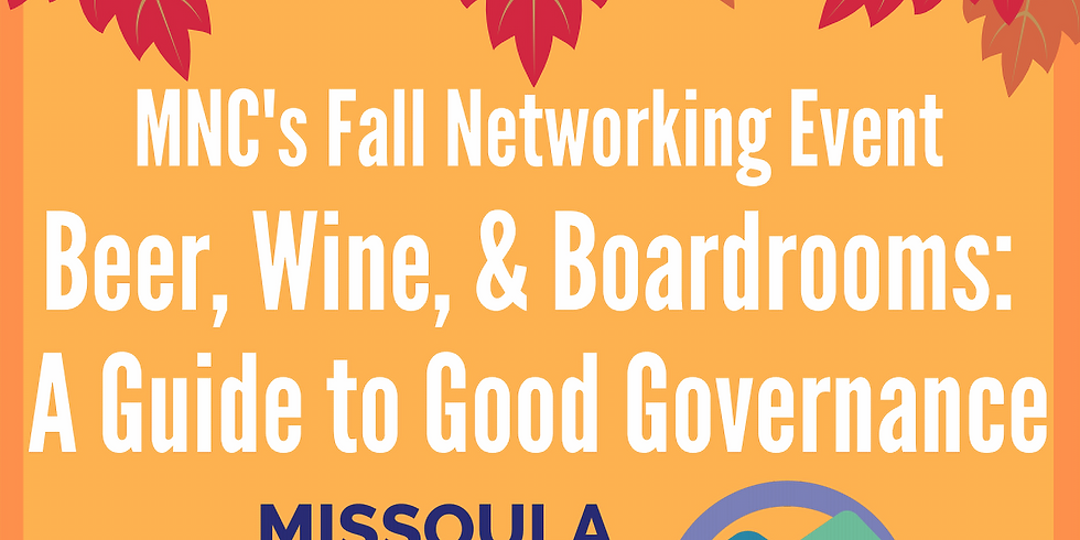 Beer, Wine, & Boardrooms: A Guide to Good Governance