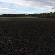 Spreading Topsoil