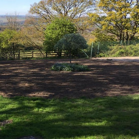 Lawn Reinstatement and Drainage