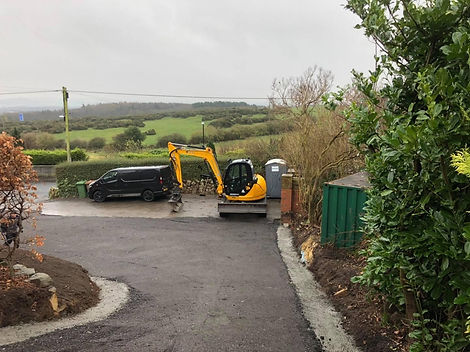 Driveway Excavations by SHR Excavations