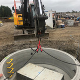Surface Water Treatment Pump Tanks