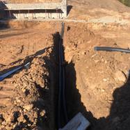 New Dwelling Excavations
