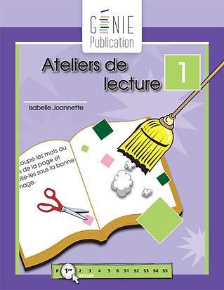 Ateliers de lecture 1
