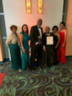 Victory Professionla team wins Mobile Chamber 2019 Eagle Award