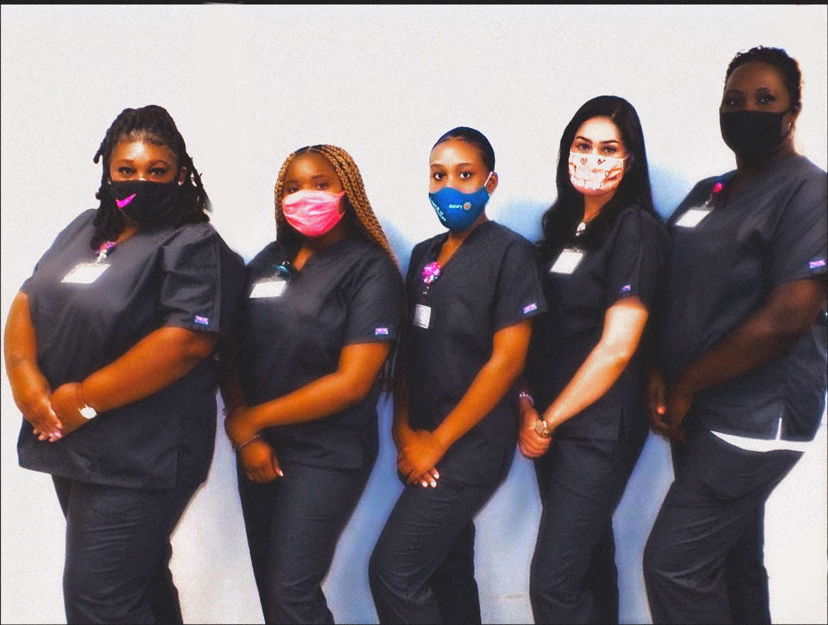 graduate Medical Assistant class photo