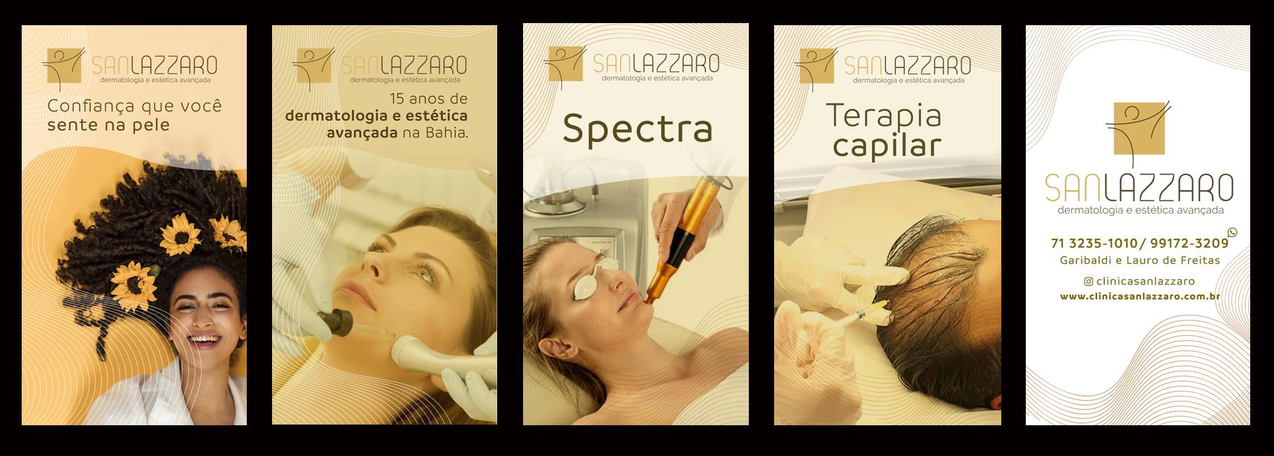 CLÍNICA SANLAZZARO - Campanha