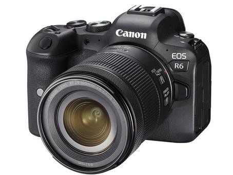 Canon EOS R6 první dojmy