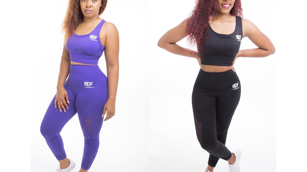 BDF Daisy Set - Active Wear