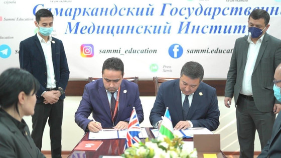 Memorandum of Partnership with Medical Institute