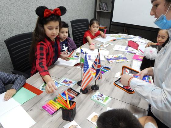 International Summer School at Innovative Primary