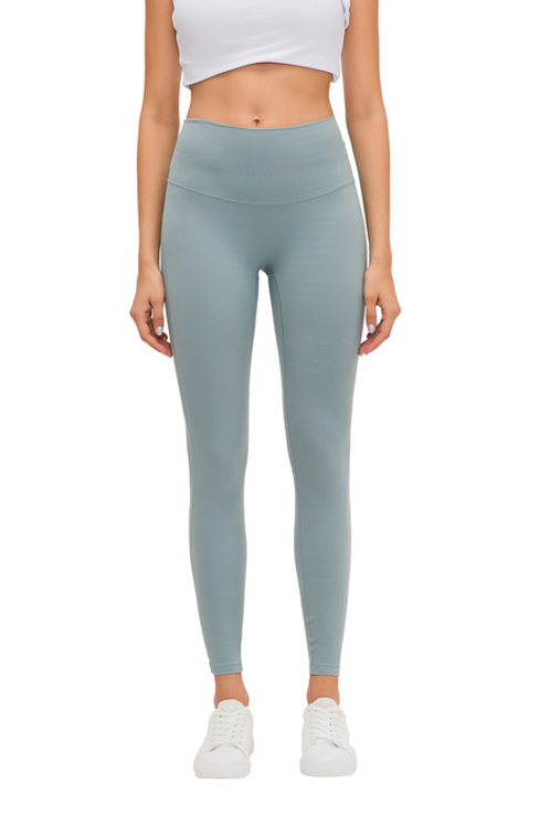 The Ultimate Legging-Smoked Blue/Grey