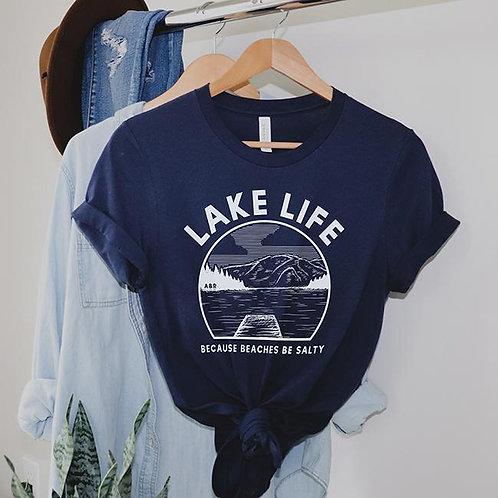 Lake Life Tee Shirt