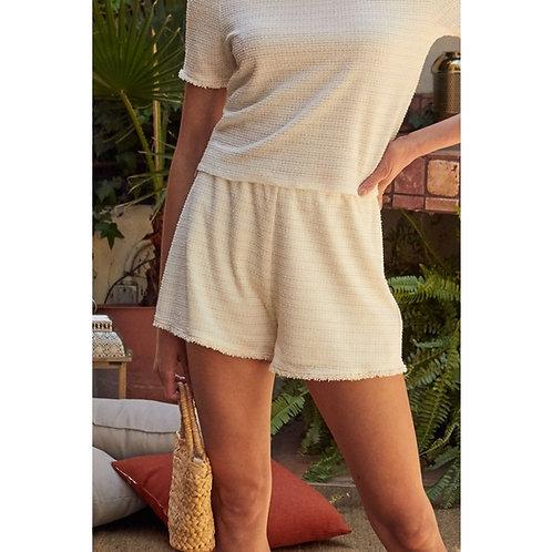 Celine Boucle Mini Short