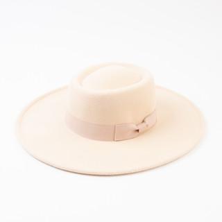 Rye Vegan Boater Hat