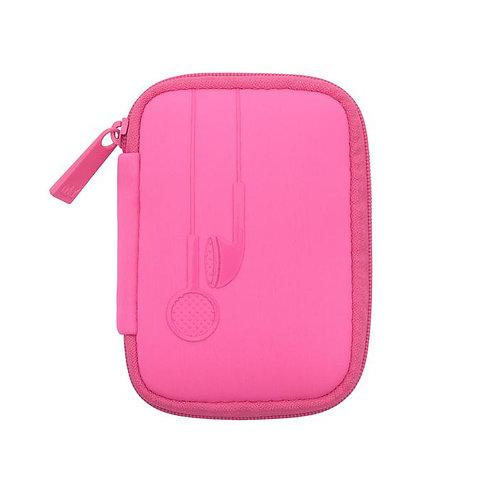 Ear Bud Case-Pink
