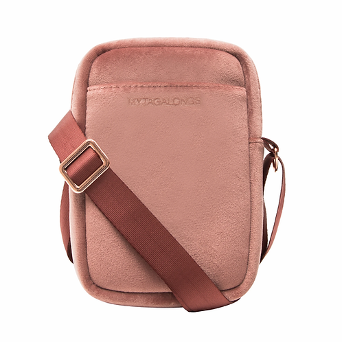 Mini Cross Body-Vixen Rose