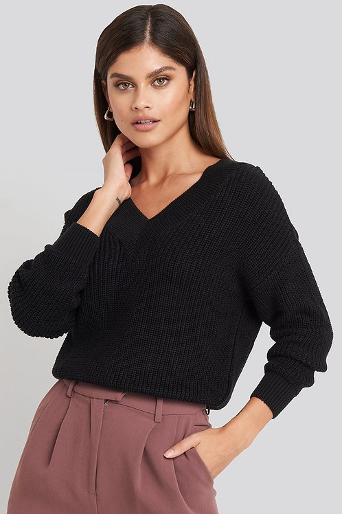 V Kneck Sweater